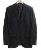 narifuri(ナリフリ)の古着「ドライテーラードジャケット」 ブラック