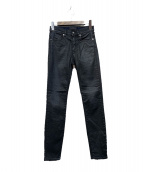 DIESEL BLACK GOLD(ディーゼルブラックゴールド)の古着「TYPE-165A JOGGJEANS」|ブラック