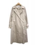CELFORD(セルフォード)の古着「撥水トレンチコート」|ライトベージュ