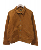 TENDERLOIN(テンダーロイン)の古着「T-MOLESKIN JKT」|ブラウン