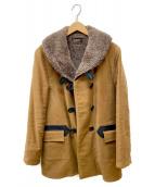 ATLAST & CO(アットラスト)の古着「フィールドコート」|ブラウン