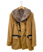 ATLAST & CO(アットラスト)の古着「フィールドコート」 ブラウン