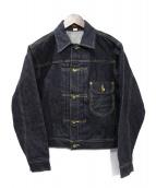 ATLAST & CO(アットラスト)の古着「カバーオール」|インディゴ