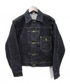 ATLAST & CO(アットラスト)の古着「カバーオール」 インディゴ