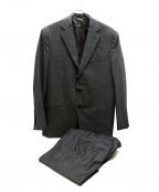 CARUSO(カルーゾ)の古着「セットアップスーツ」|グレー