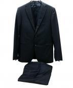 CARUSO(カルーゾ)の古着「3ピーススーツ」|ブラック