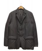 COMME des GARCONS Homme Plus(コムデギャルソンオムプリュス)の古着「テーラードダウンジャケット」|ブラック