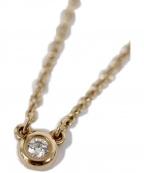 TIFFANY & Co.()の古着「ダイヤモンドバイザヤード」|ローズゴールド