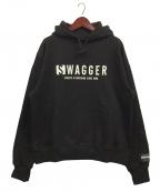SWAGGER(スワッガー)の古着「パーカー」|ブラック