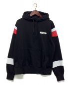 SWAGGER(スワッガー)の古着「SWITCHED P/O HOODIE」|ブラック
