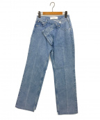 IRENE(アイレネ)の古着「Trousers Denim pants」