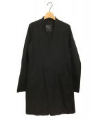 Y's(ワイズ)の古着「ジャケット」 ブラック