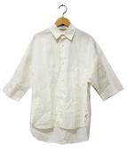 MADISON BLUE(マディソンブルー)の古着「半袖シャツ」 ホワイト