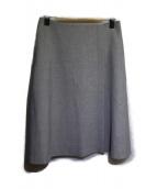 FOXEY NEWYORK COLLECTION(フォクシーニューヨークコレクション)の古着「スカート」|グレー