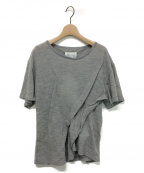 Maison Margiela 1(メゾンマルジェラ 1)の古着「デザインタックTシャツ」|グレー