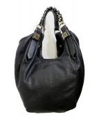 GIVENCHY(ジバンシィ)の古着「チェーントートバッグ」|ブラック