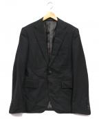 Casely-Hayford(ケイスリーヘイフォード)の古着「テーラードジャケット」|ブラック