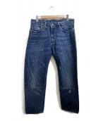 LEVIS VINTAGE CLOTHING(リーバイス ヴィンテージ クロージング)の古着「501ZXXデニムパンツ」|インディゴ