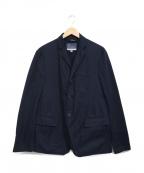 Fraizzoli(フライツォーリ)の古着「トラベルジャケット」|ネイビー