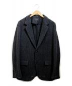 AT TWENTY × EUGENE TONG(アットトゥエンティ×ユージントン)の古着「テーラードジャケット」 グレー