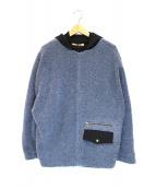 CULLNI(クルニ)の古着「ボアパーカー」|ブルー