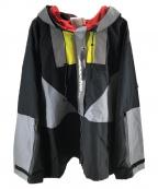 SWAGGER(スワッガー)の古着「ナイロンジャケット」|ブラック