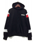 SWAGGER(スワッガー)の古着「SWITCHED HOODIE」|ブラック