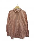 INTIMITE(アンティミテ)の古着「シャツ」|レッド