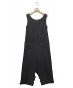LIMI feu(リミフゥ)の古着「サロペット」|ブラック