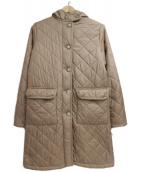 MACKINTOSH-scootland(マッキントッシュスコットランド)の古着「キルティングコート」 ベージュ