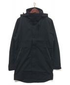 CHROME(クローム)の古着「STANTON RAIN TRENCH」|ブラック