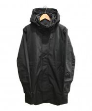 CHROME (クローム) STANTON RAIN TRENCH ブラック サイズ:L