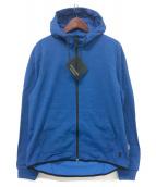 CHROME(クローム)の古着「STARK TECH FLEECE HO」|ブルー