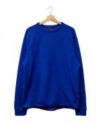 CHROME(クローム)の古着「STARK TECH FLEECE CR」 ブルー