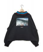 NON TOKYO(ノントーキョー)の古着「スウェット」|ブラック