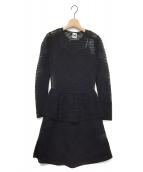 MISSONI(ミッソーニ)の古着「ワンピース」|ブラック