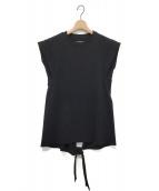 ISABEL MARANT(イザベルマラン)の古着「カットソー」|ブラック