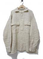 KAPTAIN SUNSHINE(キャプテン サンシャイン)の古着「シャツ」 アイボリー