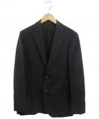 LARDINI(ラルディーニ)の古着「3Bジャケット」 ブラック