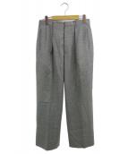 Maison Margiela 10(メゾン マルジェラ 10)の古着「タックパンツ」|グレー