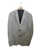 junhashimoto(ジュンハシモト)の古着「テーラードジャケット」|グレー