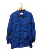PEUTEREY(ピューテリー)の古着「コンパクトジャケット」 ブルー