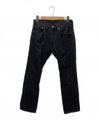 LEVI'S(リーバイス)の古着「デニムパンツ」|ブラック