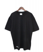 WTAPS(ダブルタップス)の古着「Tシャツ」|ブラック