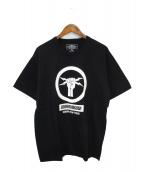NEIGHBORHOOD(ネイバーフッド)の古着「FORCE / C-TEE . SS」|ブラック