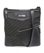 Christian Dior(クリスチャンディオール)の古着「ショルダーバッグ」 ブラック