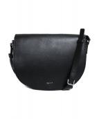 agnes b(アニエスベー)の古着「スタッズベルトショルダーバッグ」|ブラック