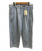 chimala(チマラ)の古着「FARMARS WORK PANTS」|ブルー