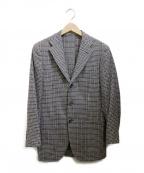SOVEREIGN(ソブリン)の古着「ウールチェックジャケット」