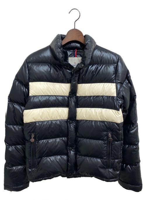 MONCLER(モンクレール)MONCLER (モンクレール) THOMAS ブラック サイズ:1の古着・服飾アイテム